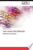 libro Las Voces Del Silencio