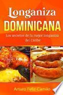 libro Longaniza Dominicana