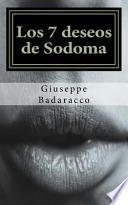 libro Los 7 Deseos De Sodoma