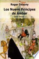 libro Los Nueve Príncipes De Ámbar