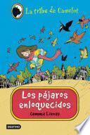 libro Los Pájaros Enloquecidos