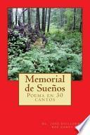libro Memorial De Sueños