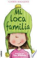 libro Mi Loca Familia