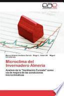 libro Microclima Del Invernadero Almerí
