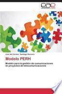 libro Modelo Perh