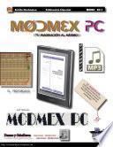 libro Modmex Pc 12