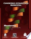 libro Monterrey Estado De Nuevo León. Cuaderno Estadístico Municipal 1997