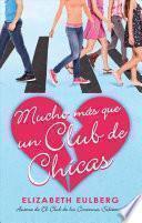 libro Muchoa Más Que Un Club De Chicas