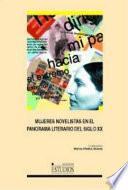 libro Mujeres Novelistas En El Panorama Literario Del Siglo Xx
