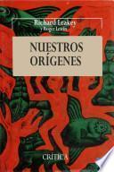 libro Nuestros Orígenes
