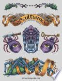 libro Ocultismo Libro Para Colorear Para Adultos 2