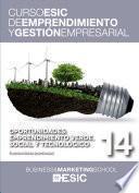 libro Oportunidades: Emprendimiento Verde, Social Y Tecnológico