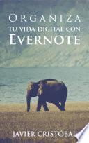 libro Organiza Tu Vida Digital Con Evernote
