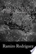libro Partituras De Insomnio / Scores From Insomnia