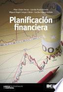 libro Planificación Financiera