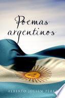 libro Poemas Argentinos