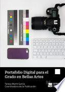 libro Portafolio Digital Para El Grado En Bellas Artes