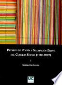 libro Premios De Poesía Y Narración Breve Del Consejo Social (1989 2007).: Narración Breve