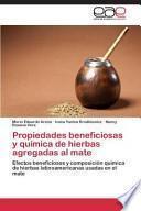 libro Propiedades Beneficiosas Y Química De Hierbas Agregadas Al Mate