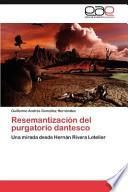 libro Resemantización Del Purgatorio Dantesco