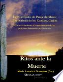 libro Ritos Ante La Muerte