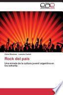 libro Rock Del País