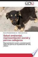 libro Salud Ambiental, Representación Social Y Perros Callejeros
