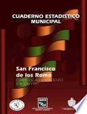 libro San Francisco De Los Romo Estado De Aguascalientes. Cuaderno Estadístico Municipal 1997