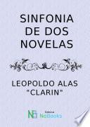 libro Sinfonia De Dos Novelas