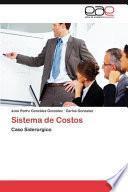 libro Sistema De Costos
