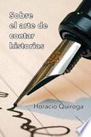 libro Sobre El Arte De Contar Historias