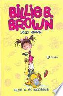 libro Spa Billie B Es Increible