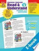 libro Spanish/english Read & Understand