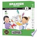 libro Spanish For Kids Set 2