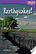 libro ¡terremotos! (earthquakes!)