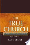 libro The True Church
