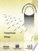 libro Tianguistengo Estado De Hidalgo. Cuaderno Estadístico Municipal 2000