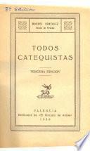 libro Todos Catequistas