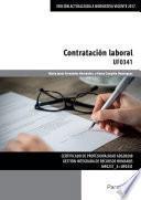 libro Uf0341   Contratación Laboral