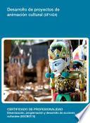 libro Uf1424   Desarrollo De Proyectos De Animación Cultural