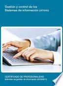 libro Uf1643   Gestión Y Control De Los Sistemas De Información