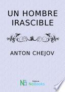 libro Un Hombre Irascible
