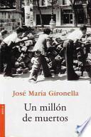 libro Un Millón De Muertos