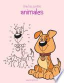 libro Une Los Puntos Animales Para Niños 2