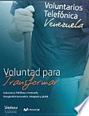 libro Voluntad Para Transformar
