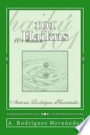 libro 101 Haikus