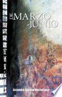 libro De Marzo A Junio