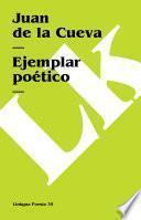 libro Ejemplar Poético