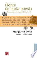 libro Flores De Baria Poesía