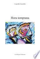 libro Hora Temprana